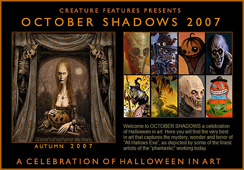Creature Features: October Shadows Two